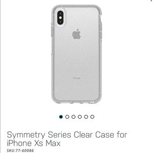 iPhone XS Max OtterBox Glitter Case